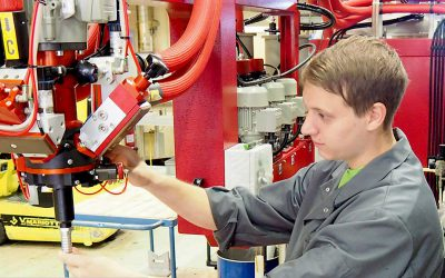 Career with an apprenticeship at asma plastics technology PUR