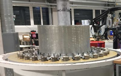 Precision rollers from automated production