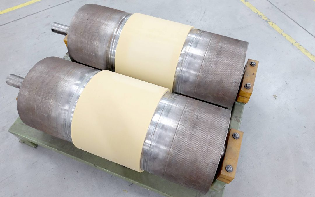 VULKOLLAN® roll coverings